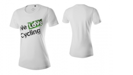 "Škoda ženska majica ""We Love Cycling"" (000084210AG084)"